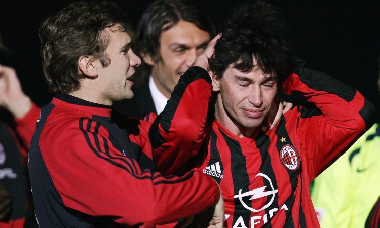 Baresi, Maradona, Albertini, Best & co: le 10 partite d'addio più belle di sempre