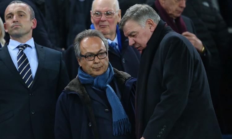 Everton, UFFICIALE: esonerato Allardyce