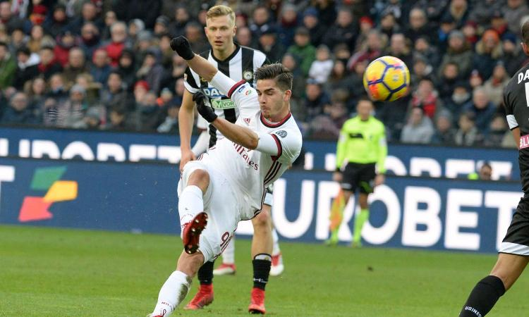 Milan: André Silva piace a un club inglese