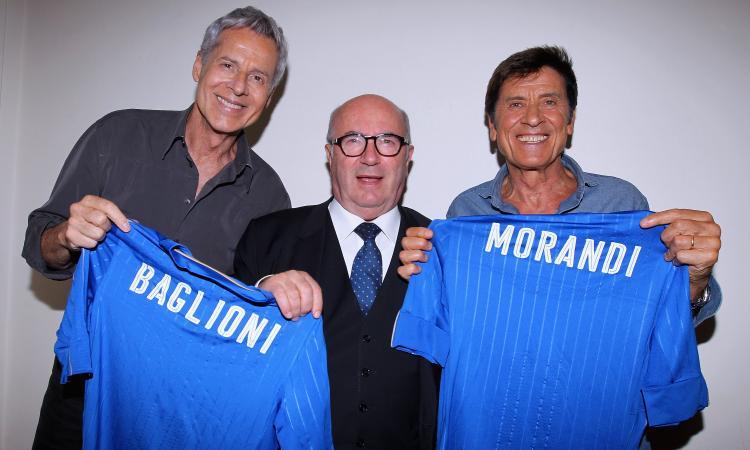 Baglioni ringiovanisce il Festival di Sanremo come l'Italia di Mancini