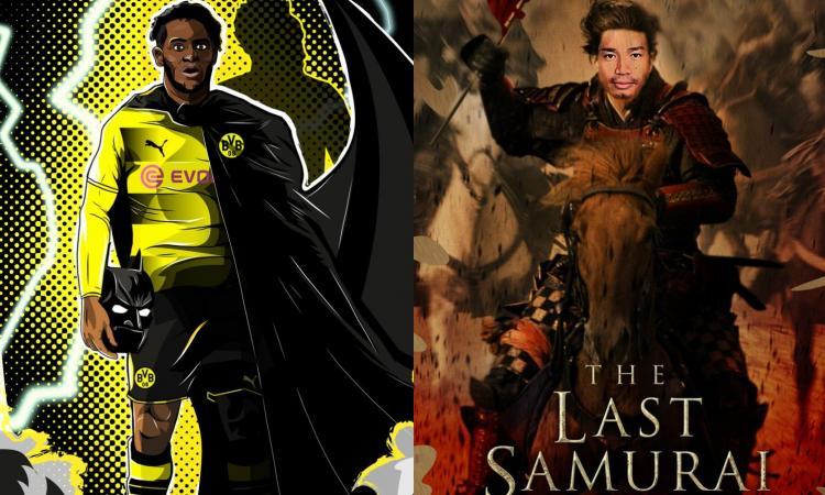 Batman, l'Ultimo Samurai, The Rock e gli altri: il mercato più nerd di sempre!