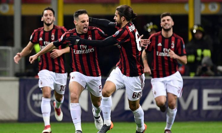 Il Milan lancia il suo match program digitale