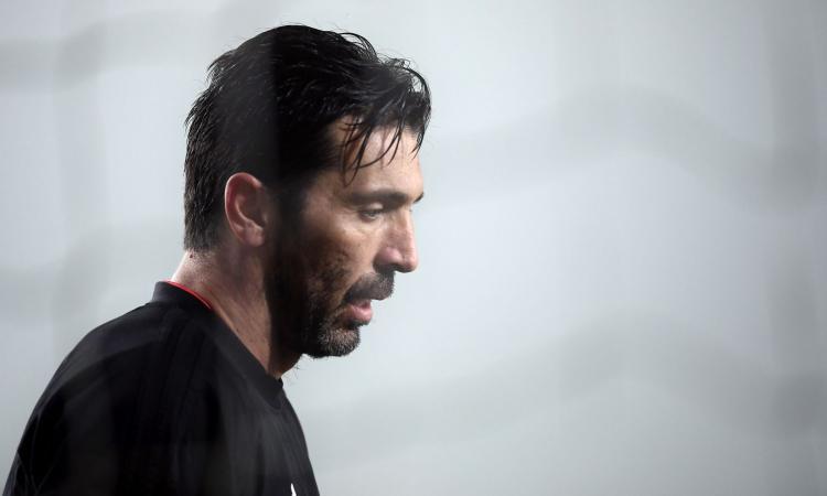Juve, Buffon: 'Dopo Madrid? Margherite e funghi. Ho mandato un messaggio a Donnarumma'
