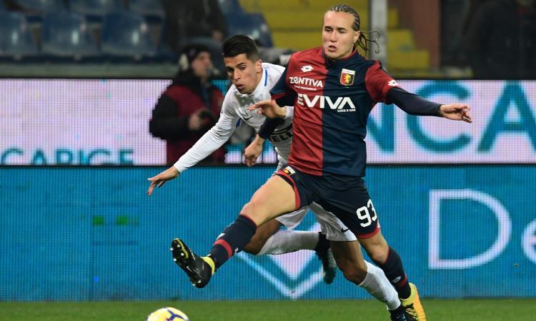 Genoa-Inter, le pagelle di CM: Pandev migliore in campo, top player Cancelo
