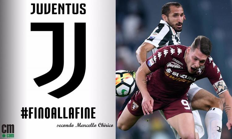 Caso Chiellini-Belotti: in giro c'è troppa voglia di Napoli. Milan, 9 punti 'rubati'