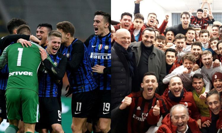 Inter e Milan senza carattere e grinta? Imparate dalle vostre Primavere!