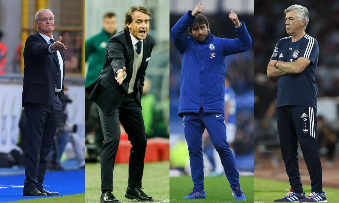 Roberto Mancini: il CT ideale per la Nazionale