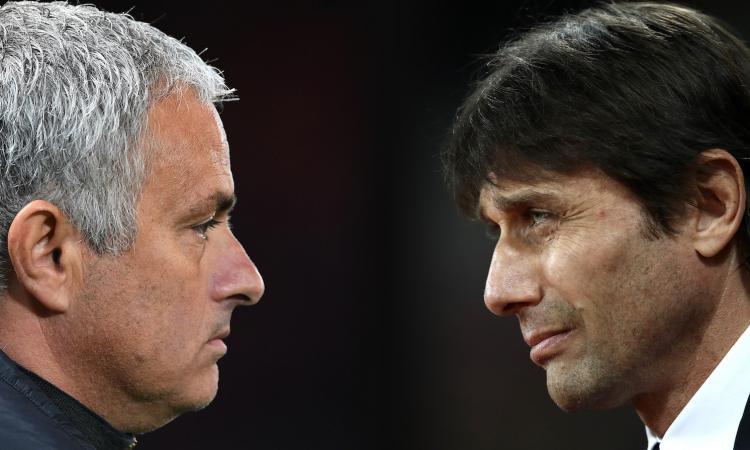 Conte e quel giorno a Bari: 'Mourinho in confronto a te è Platinette' VIDEO