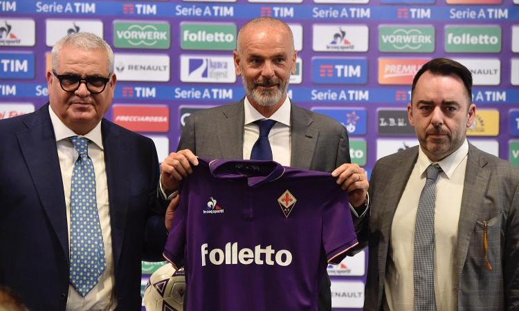 Fiorentina, le 'stelle' del percorso: 5 per il Napoli, 4 per Lazio e Milan