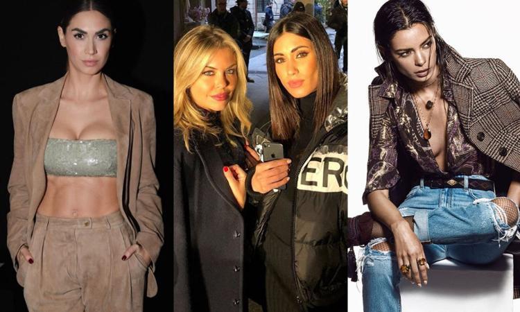 Milano Fashion Week, le donne del calcio fra eventi e passerelle FOTO