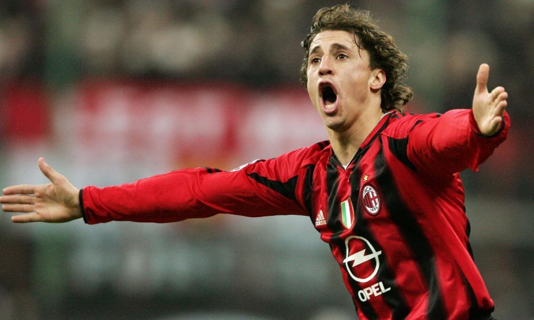 Hernàn Crespo al Milan: breve ma intenso...