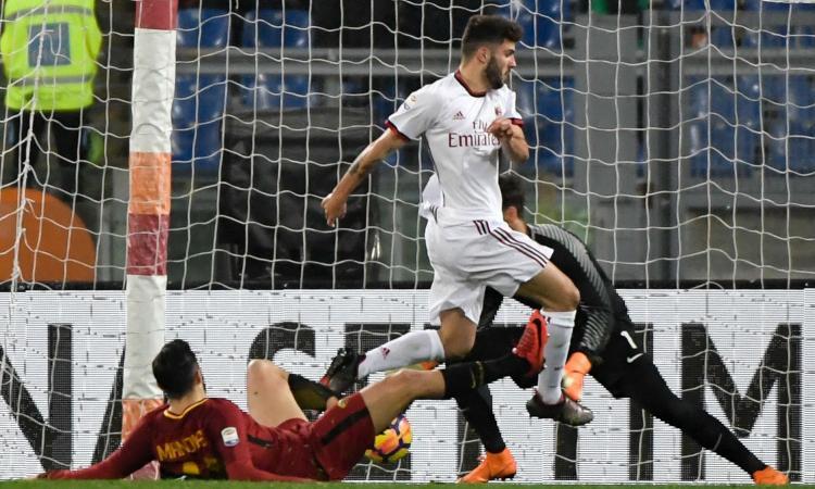 Milan, Gattuso e Bonucci hanno sgridato Cutrone: ecco perché