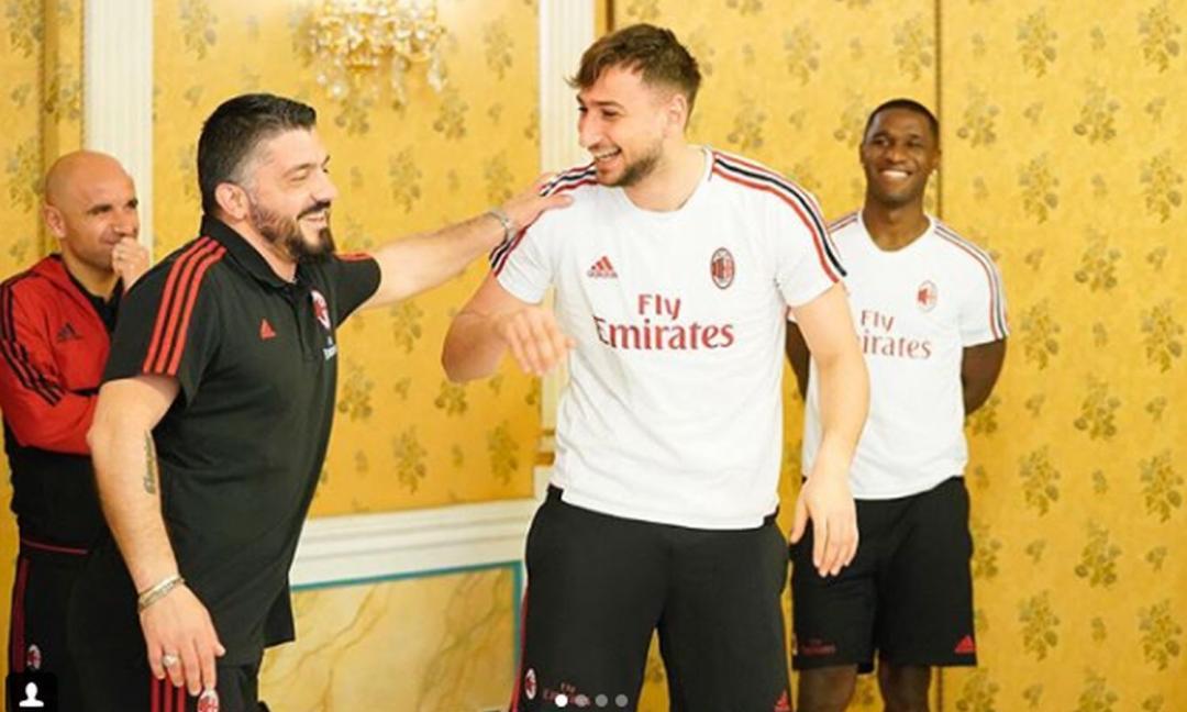 Cobra Gattuso ipnotizza la Roma e poi morde