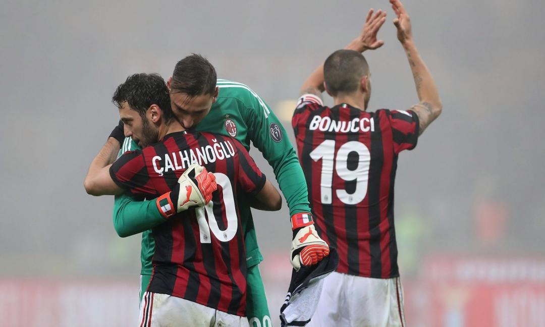 Finalmente sprazzi di vero Milan con Gattuso