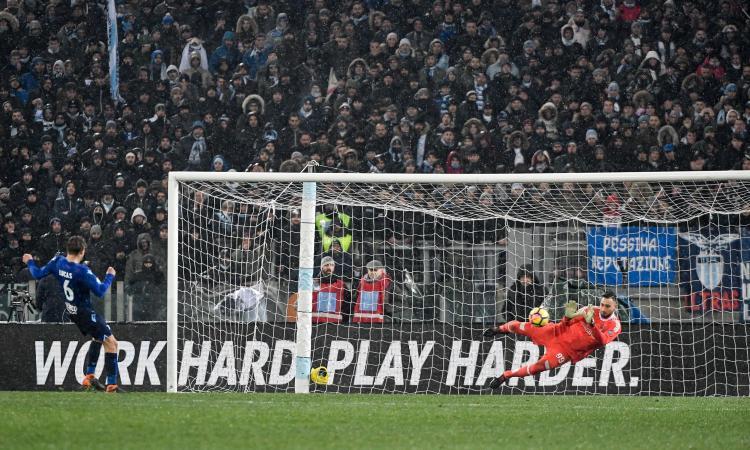 Lazio-Milan, le pagelle di CM: beffa Luiz Felipe, Donnarumma decisivo