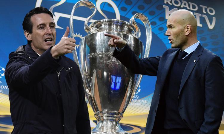 Zidane contro Emery: chi perde lascia e apre il valzer, il punto da Allegri a Conte