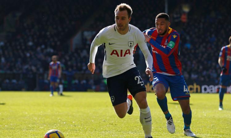 Attento Tottenham: 'Il Barcellona vuole Eriksen, già a gennaio...'