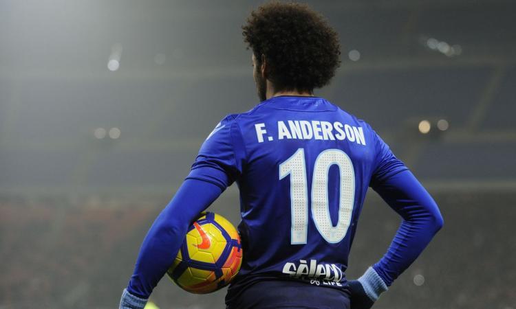 Lazio, la Premier chiama Felipe Anderson