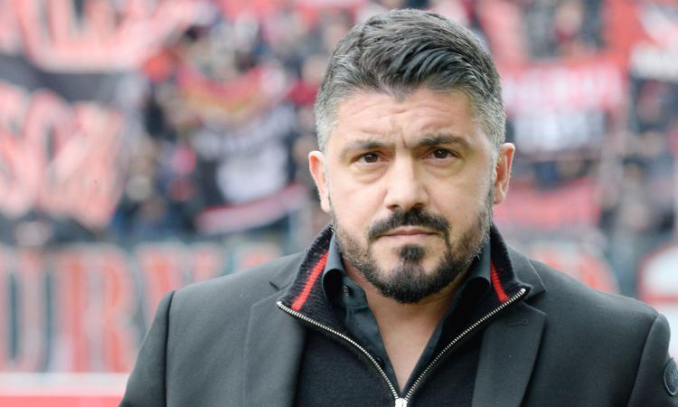 Milan, Gattuso potrebbe dire addio anche con la Champions