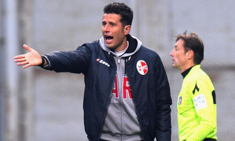 Ex Juve: Grosso cambia panchina in Serie B