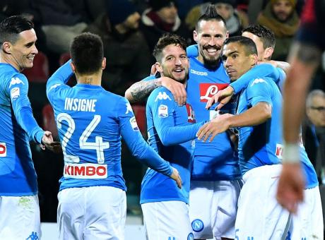 Juventus lose momentum and open Scudetto race back up for Napoli