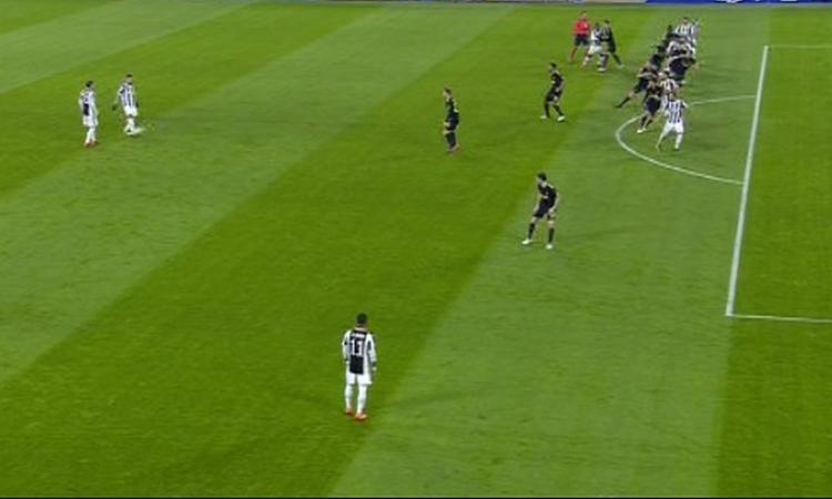 Juve-Tottenham, tutta la MOVIOLA: posizione sul filo nel gol di Higuain, giusto rigore Juve, no penalty su Kane