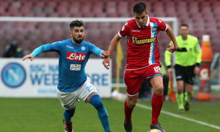 Napoli, Grassi ad un passo dal Parma