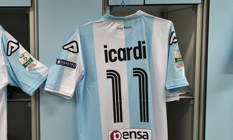 Genoa-Virtus Entella, le formazioni ufficiali: Piatek contro Icardi
