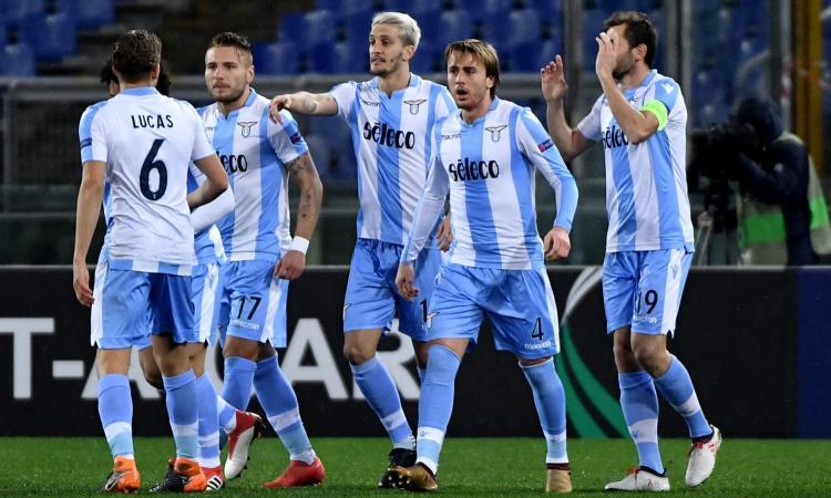 Lazio, domani primo allenamento in ritiro: tutte le amichevoli