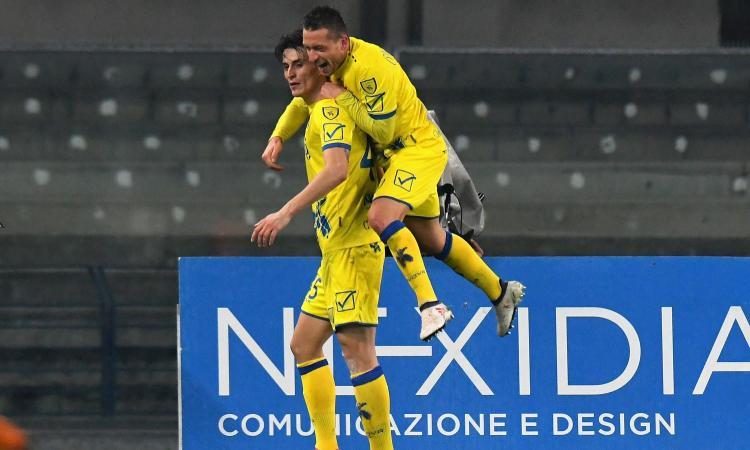 Chievo-Cagliari 2-1: GOL & HIGHLIGHTS