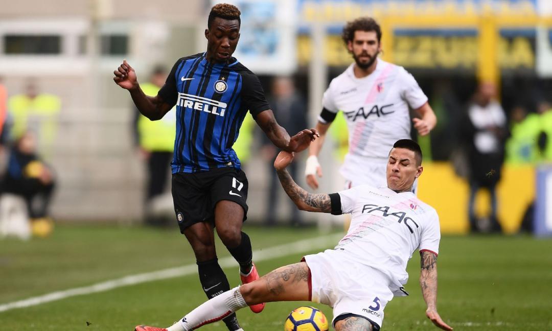 Il Bologna resuscita l'Inter
