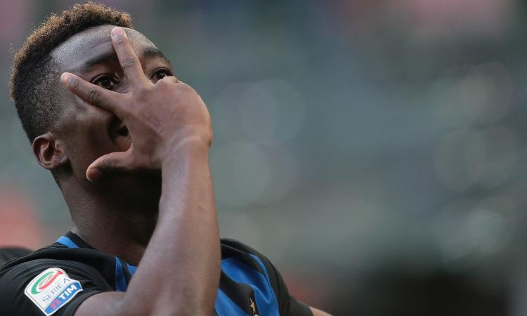 Inter, il gol di Karamoh diventa un fumetto VIDEO