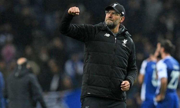 Liverpool, Klopp: 'Non è finita, spero che non si fermi Salah' VIDEO