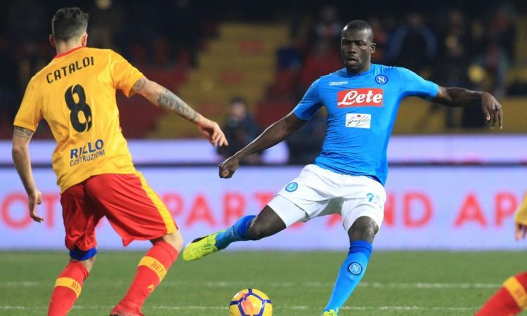 Serie A, Giudice Sportivo: un turno a Koulibaly e altri sette
