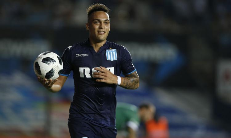 Lautaro Martinez: 'Non mi vedo al Mondiale, non sono il migliore d'Argentina'