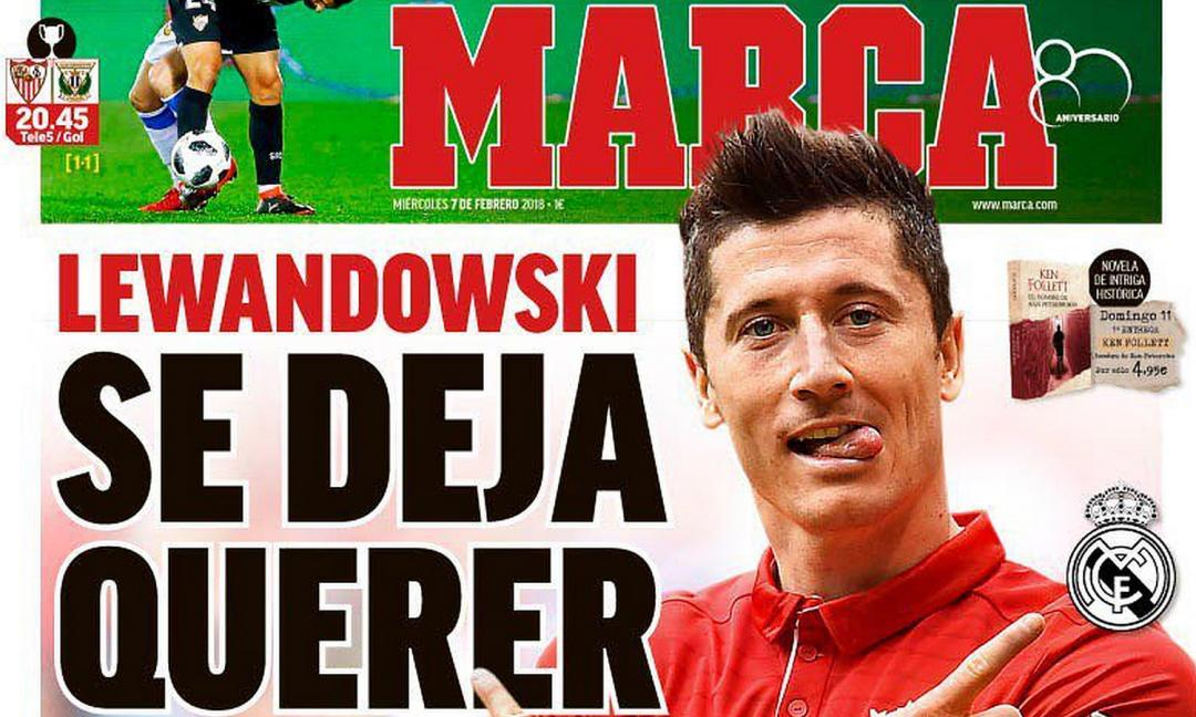 Lewandowski via dal Bayern? Valzer di attaccanti