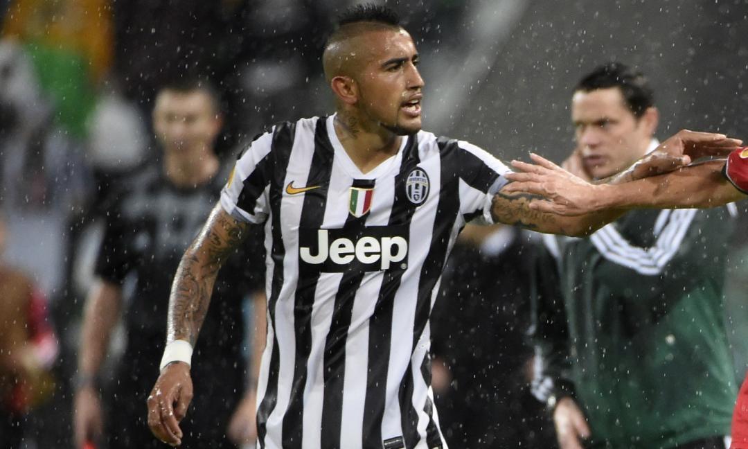 Clamoroso Juve: torna Vidal?