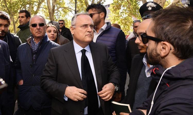 Lotito: 'Ho detto no a 160 milioni per Milinkovic, voglio rafforzare la Lazio'