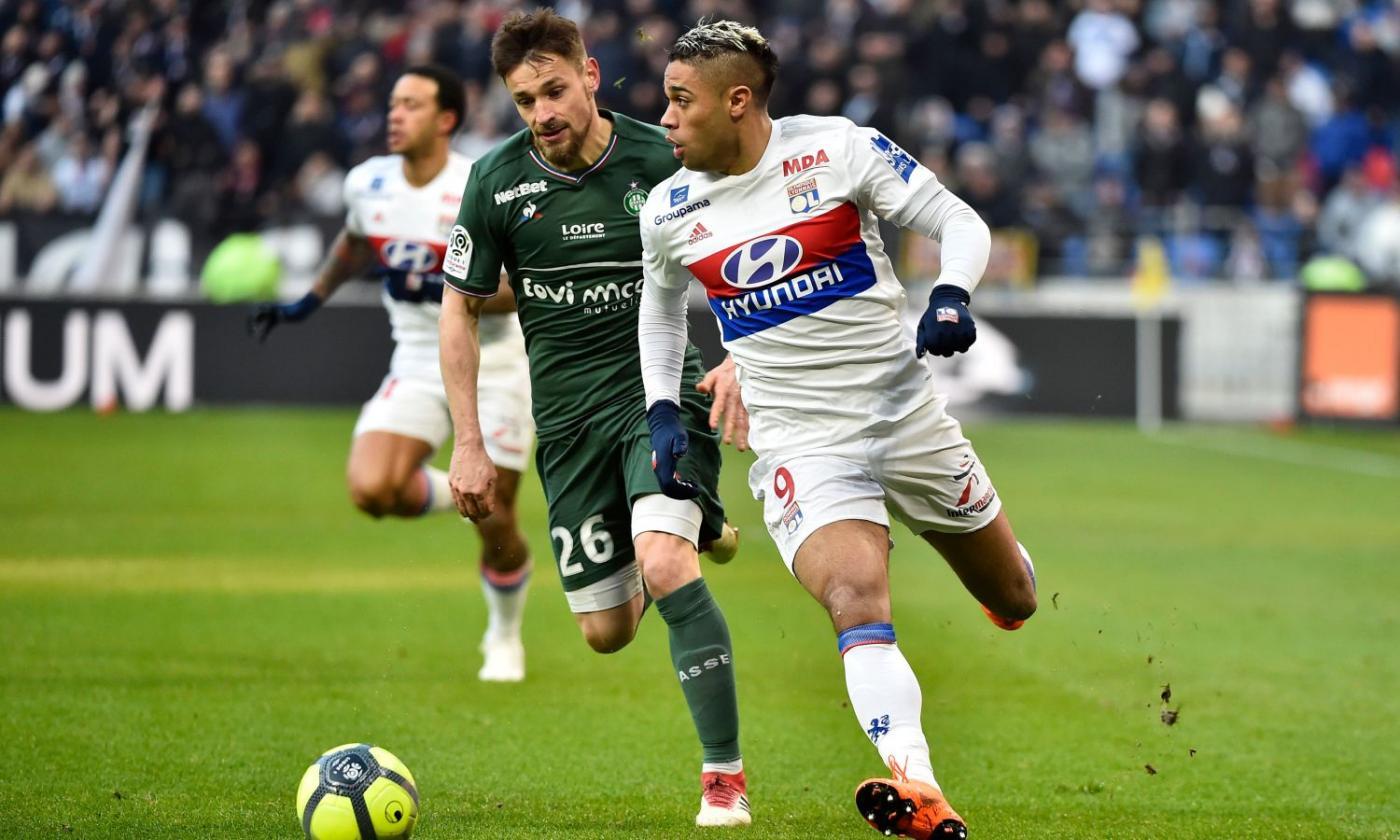 Lione: Mariano Diaz può partire   Mercato   Calciomercato.com