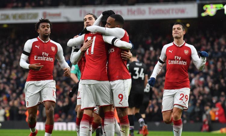 Milan, ecco l'Arsenal: da Ozil al ritorno di Lacazette, agli 0 gol a Londra. Ibra...