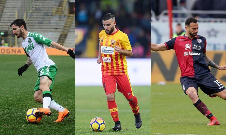Lotta salvezza: rischiano Sassuolo e Cagliari, Benevento come il Crotone?