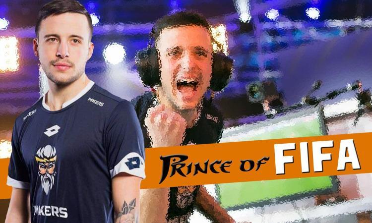Prince of FIFA: show al Mondiale per club, la qualificazione dipende da un gol