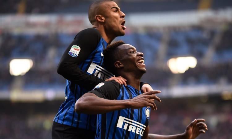 Inter: derby dalla panchina per Rafinha e Karamoh, assi nella manica col Milan