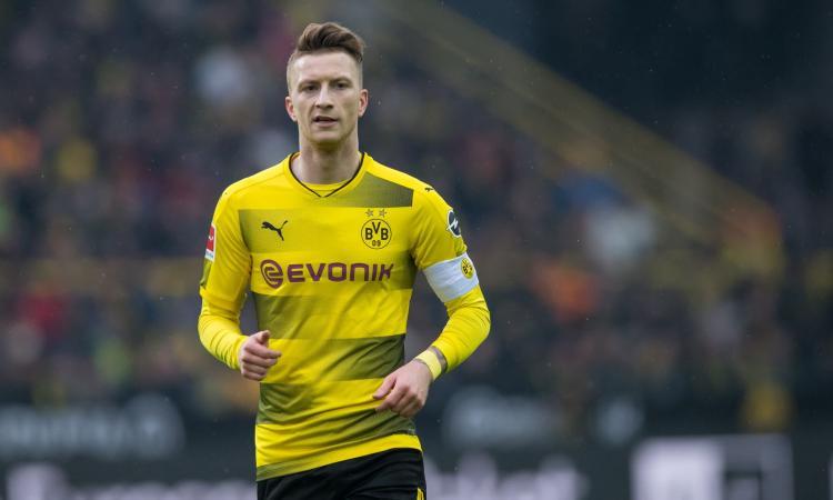 Reus: 'Rinnovo logico, è il mio ultimo grande contratto. Giocare col Borussia Dortmund è sempre stato il mio sogno' VIDEO