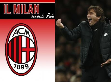 Milan, troppi infortuni colpa di società e Gattuso: a gennaio si punti su Conte!