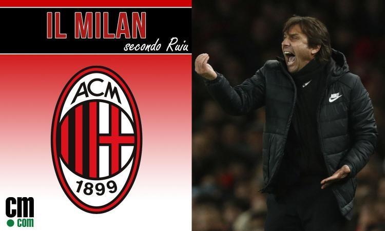 Gli errori di Gattuso e l'idea Conte: per il Milan è ora di svoltare