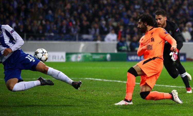 Troppo Liverpool per il Porto: 0-5!
