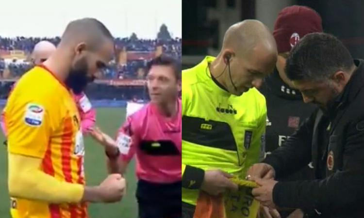 Momenti Di Gioia: Sandro e Gattuso, il calcio delle 'piccole cose' care a Pascoli