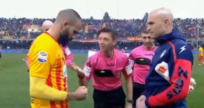 Genoa, frenata per Sandro