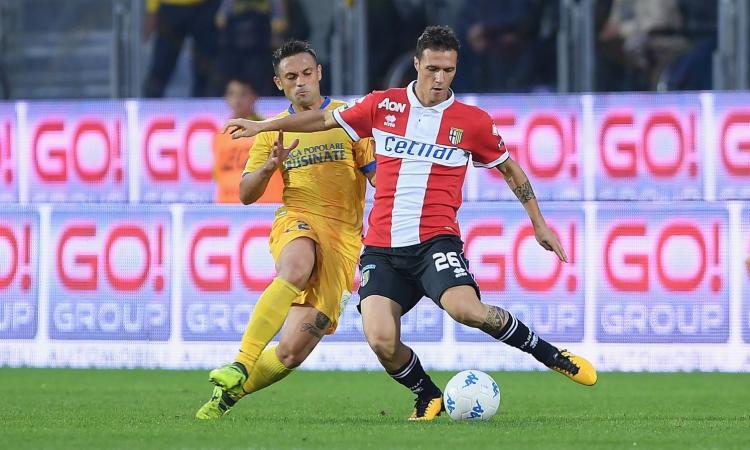 Parma, Siligardi: 'Felice di essere rimasto, mi sto riscattando'